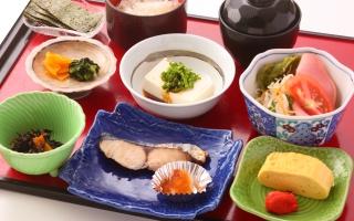 ひろ里-朝食-和定食